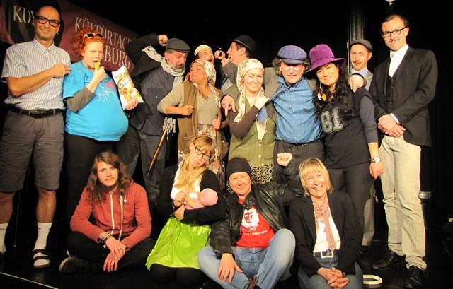 Döner mit Sauerkraut 2014